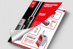 New gas springs catalog 2020