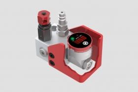 Control Panel + Pressure sensor EYE